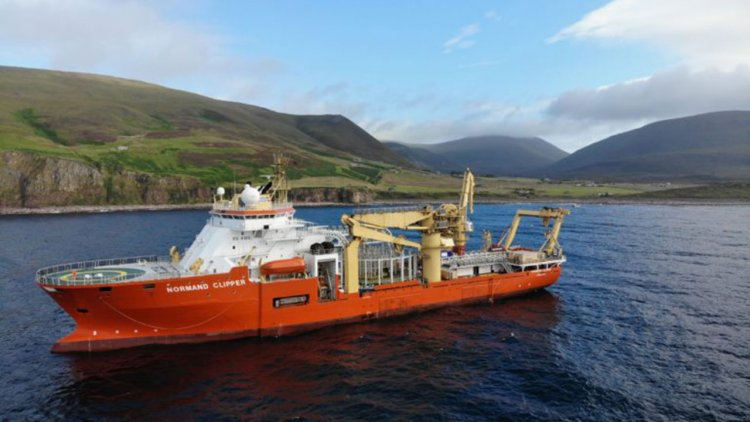 Global Offshore awarded array cable installation contract at Parkwind's OWF