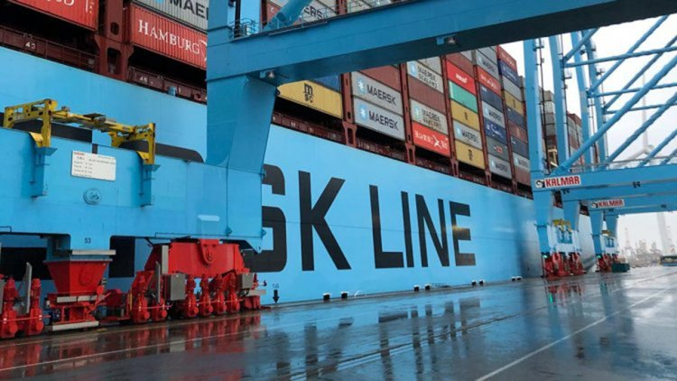Groundbreaking Maersk methanol vessels to be built to ABS Class