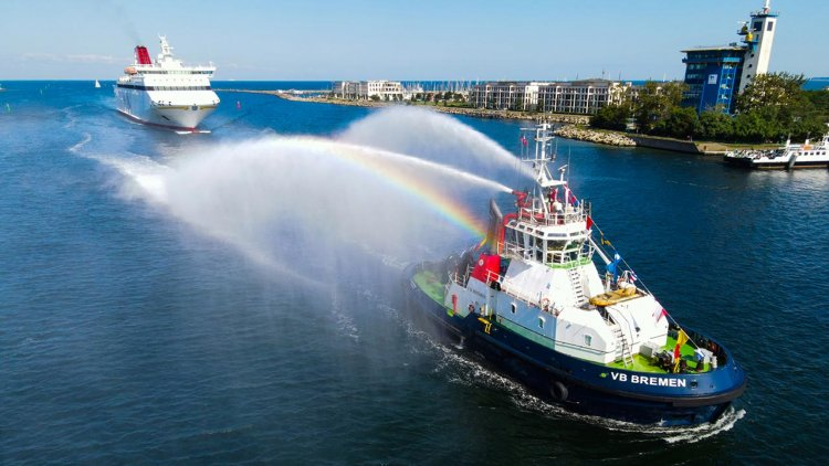 Boluda Towage starts towing operations in Rostock, Germany