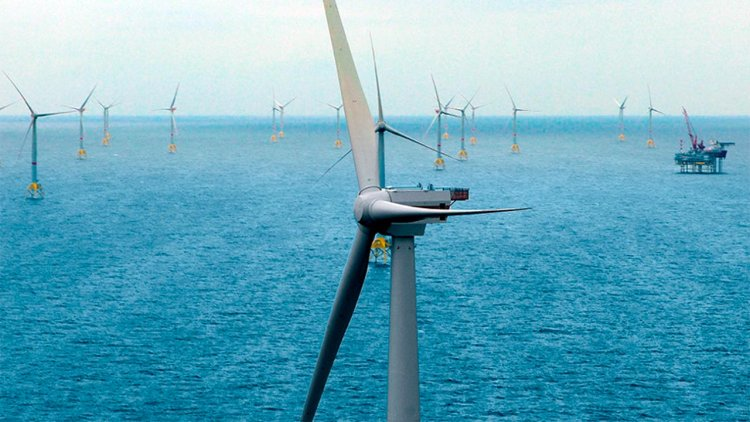 Launch of world's first recyclable wind turbine blade for commercial use offshore