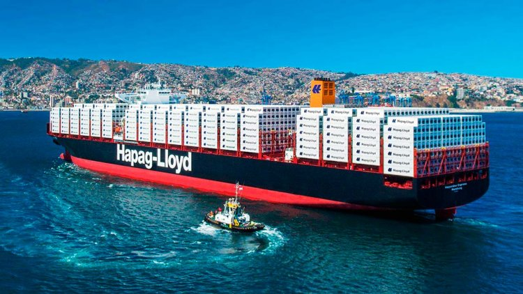 Hapag-Lloyd renews and expands Inmarsat Fleet Xpress commitment