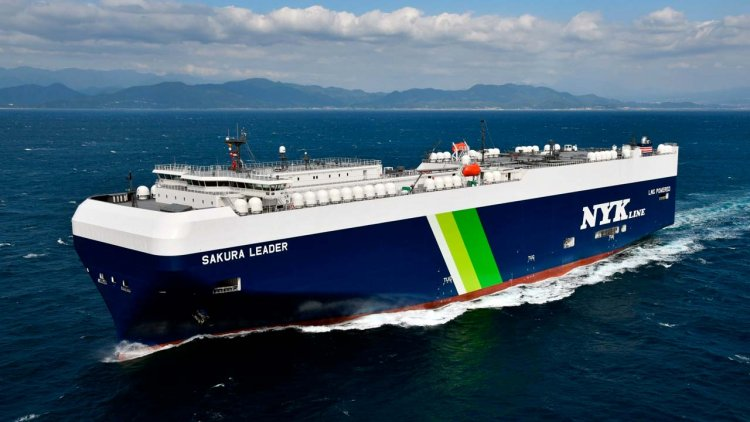 LNG-fuelled vessel approaching 30% of orders