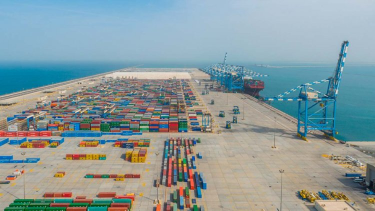 AD Ports Group and CMA CGM invest in new terminal at Khalifa Port