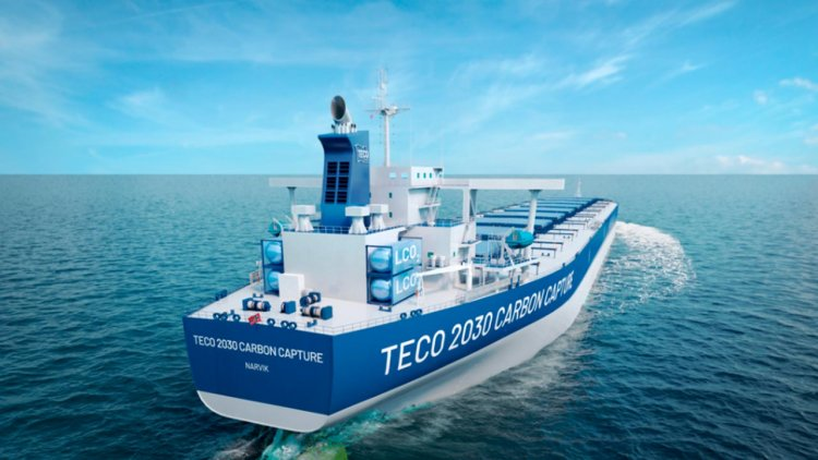 TECO 2030 granted up to NOK 4 million in tax relief for carbon capture development