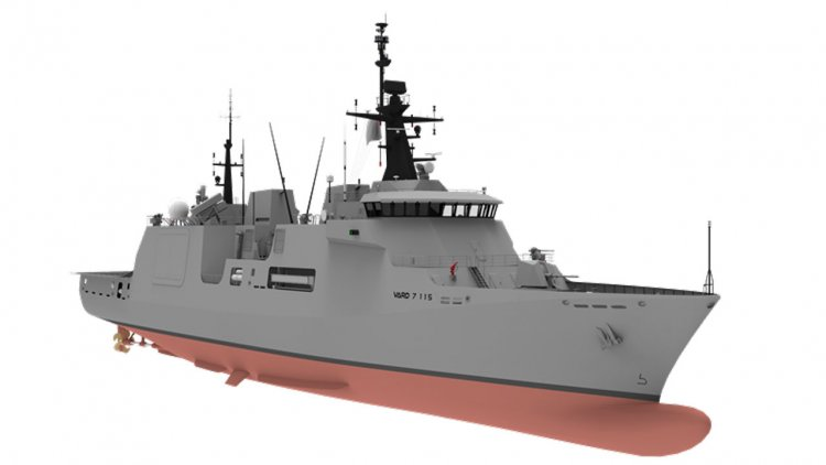 ABS AIP for VARD's next generation offshore patrol vessel