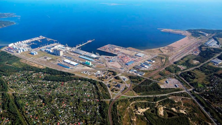 Katoen Natie invested 10 million euros towards expansion in Estonia