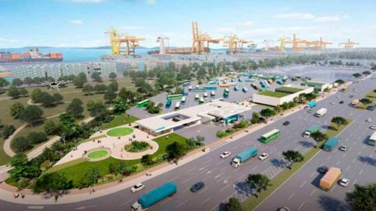 SK Group to build South Korea`s hydrogen port