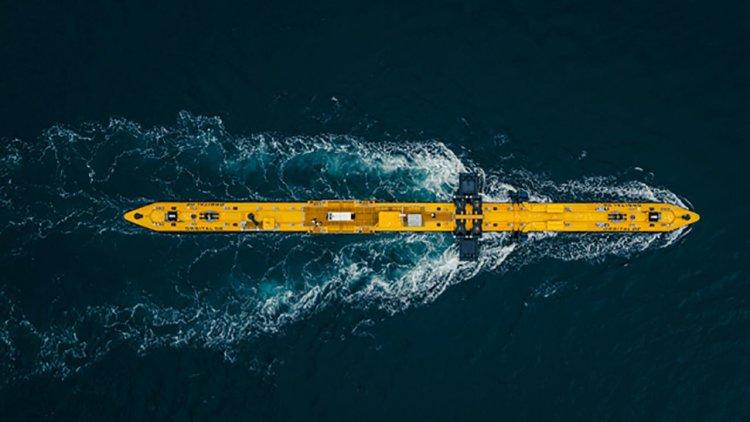 European Commission backs Orbital floating tidal energy FORWARD-2030 project