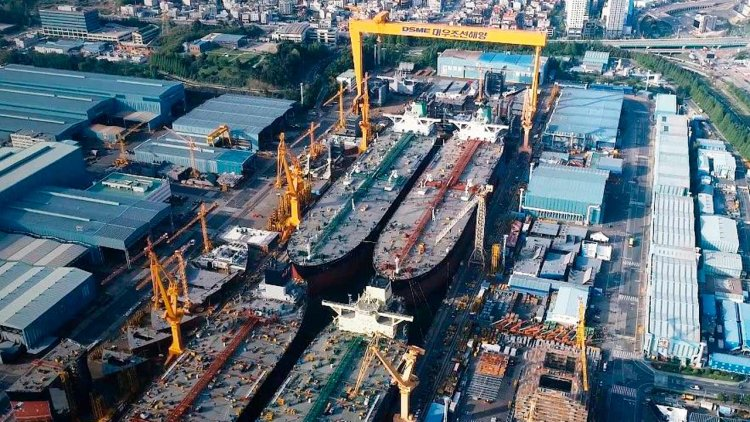 ABS and DSME to develop very large liquefied CO2 carrier
