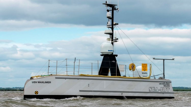 SEA-KIT wins funding to demonstrate hydrogen fuel cell technology for USVs