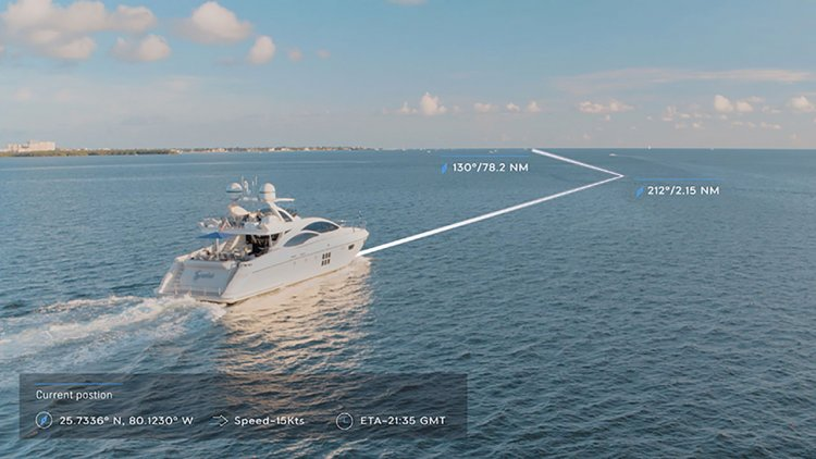 Rolls-Royce and Sea Machines cooperate on autonomous ship control solutions