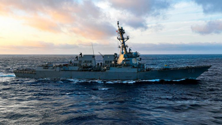 US Navy creates new Atlantic destroyer task group to hunt Russian submarines