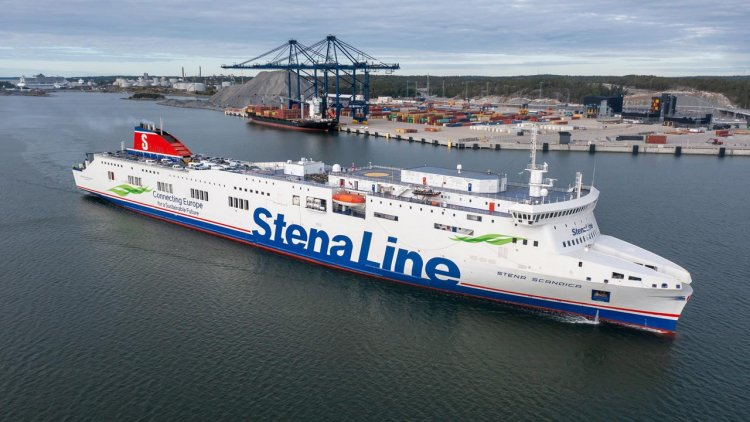 Stena Line expands with new and larger vessels calling at Stockholm Norvik Port