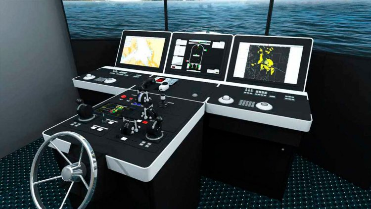 Kongsberg to supply simulation solutions to AASTS