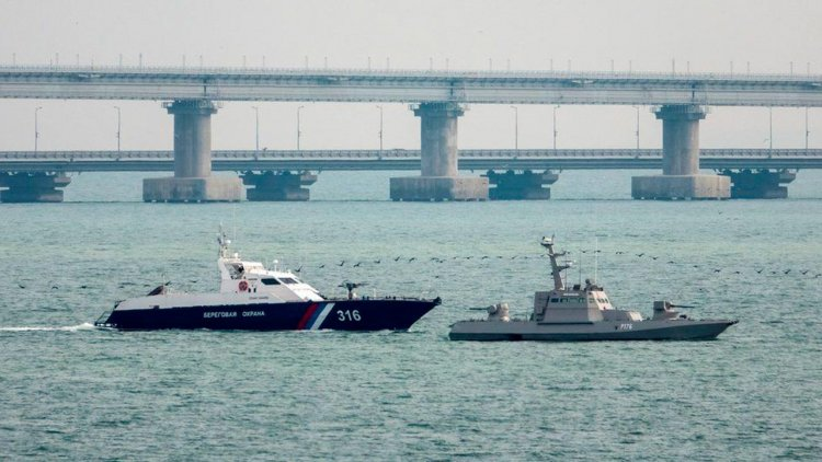 Seizure of Ukrainian ships by Russia: this case came to Hague Tribunal