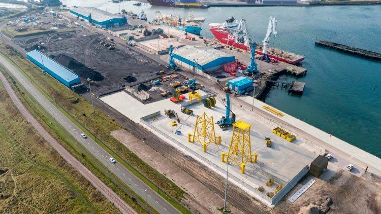 Port of Blyth decom partner awarded NORM Treatment Permit
