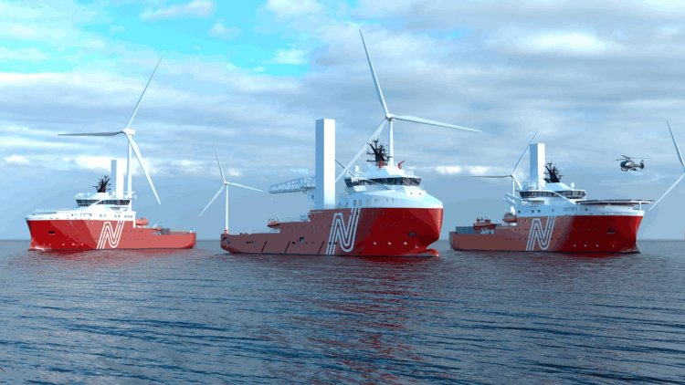Vard: New orders in the offshore wind farms market