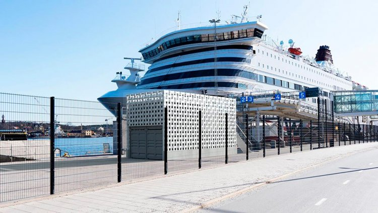 Permission granted for Ports of Stockholm to establish shore power