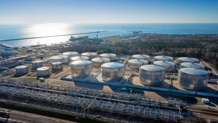 KN becomes operator of the two commissioned LNG terminal