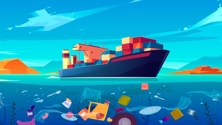 K LINE and TUMSAT start joint research on marine plastic waste