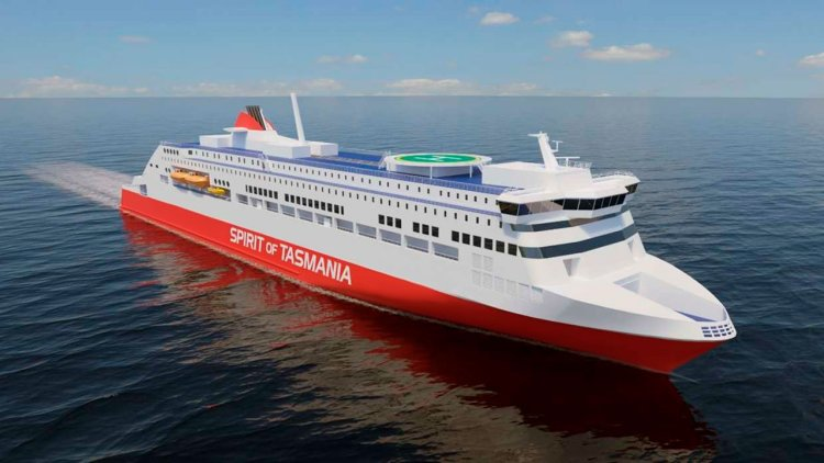 Kongsberg to supply propulsion and steering gear for two new ferries in Tasmania