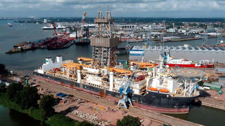 ABS chosen by Allseas for their deep sea mineral collection project