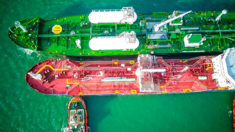Petronas Marine's LBV conducts first LNG bunkering operation in Sabah