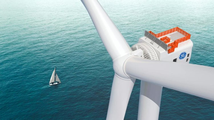 GE receives turbine supply order for Vineyard Wind offshore wind farm