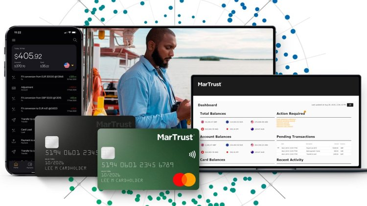 MarTrust launches new e-wallet and card to enhance seafarers' welfare