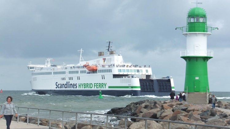 Scandlines prepares next ferry for installation of Norsepower Rotor Sail