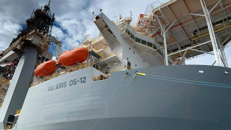 Valaris drillship achieves ABS enhanced electrical system notation in world first