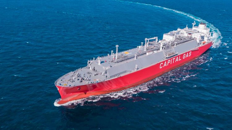 Two new LNG Carriers will feature Wärtsilä's shaft generator systems