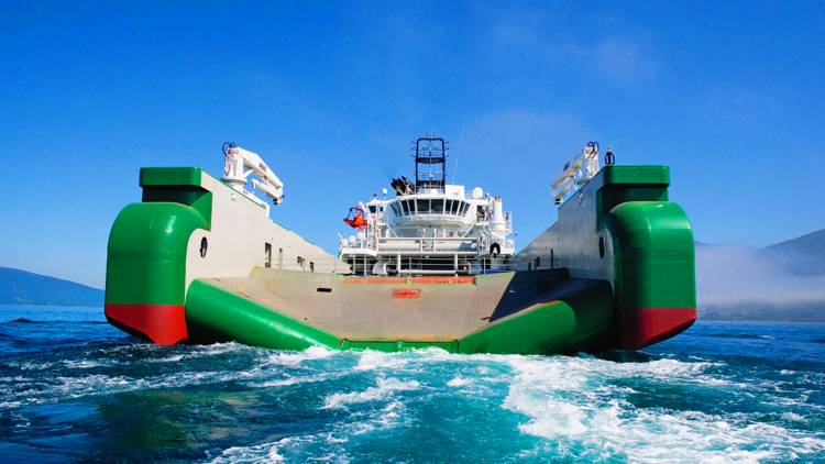 Carbon Trust focuses on ways to reduce offshore vessels emissions