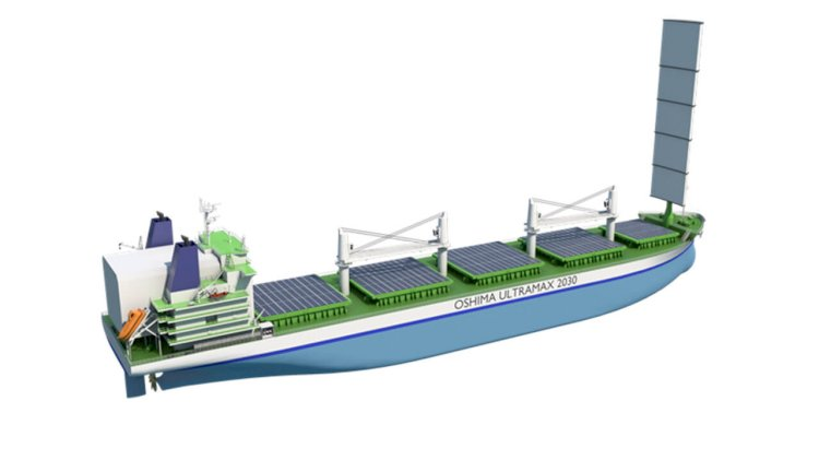 Maritime Leaders presented a new bulk carrier design that meets IMO environmental targets for 2030