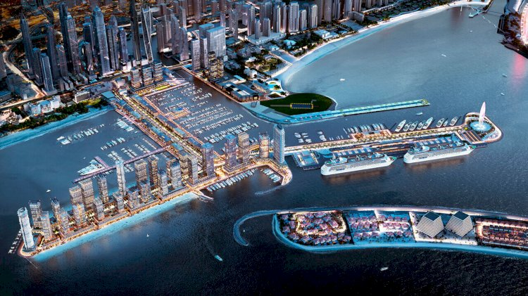 Saab to Ensure Maritime Traffic Safety and Efficiency in New Dubai Harbour