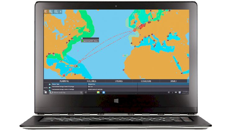GNS enhances Voyager PLANNING STATION