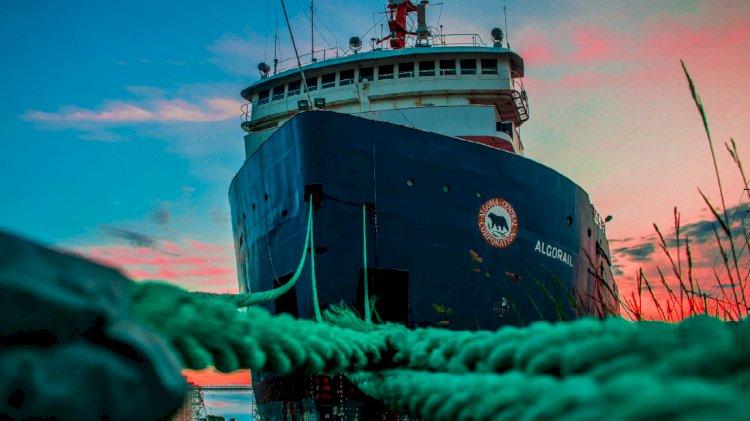 RH Marine incorporated a flywheel on a vessel's hybrid power plant