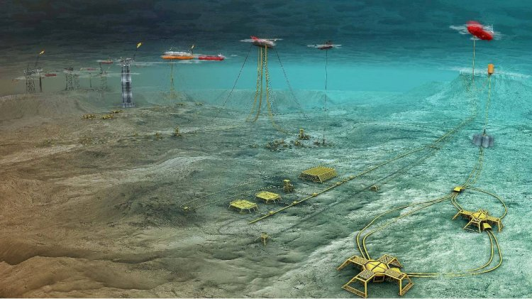 TechnipFMC awarded a contract for Neptune Energy in the North Sea