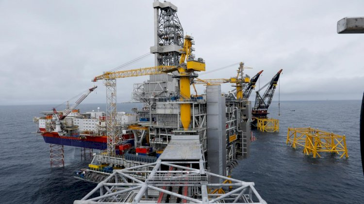 Equinor in small oil discovery in North Sea