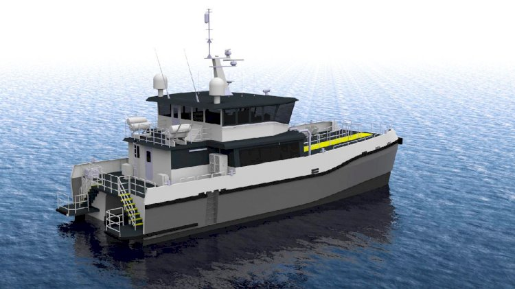 VIDEO: Seacat Services confirms second Chartwell 24 vessel order