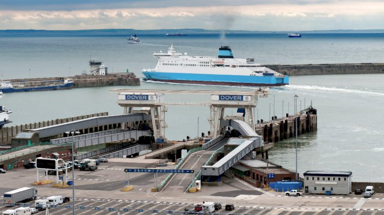 Port of Dover to use radar tracking and display technology