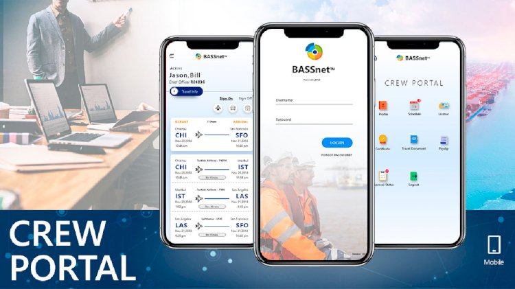 BASS Launches the BASSnet Crew Portal Web App