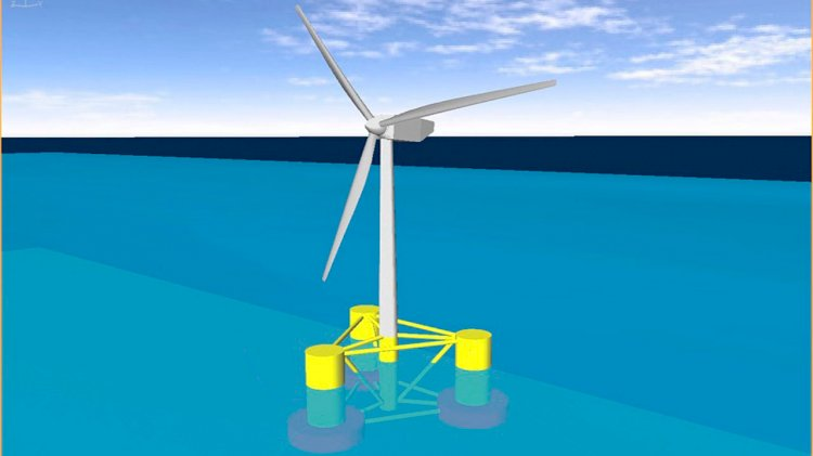 Manchester Uni studies floating wind stabilization options