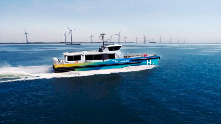 CMB Technologies and Windcat develop hydrogen CTV project