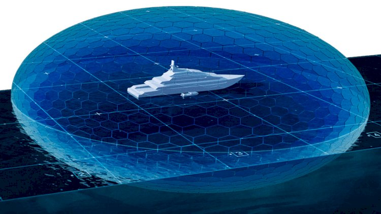MARSS awarded NiDAR drone detection system contract for 90m+ superyacht