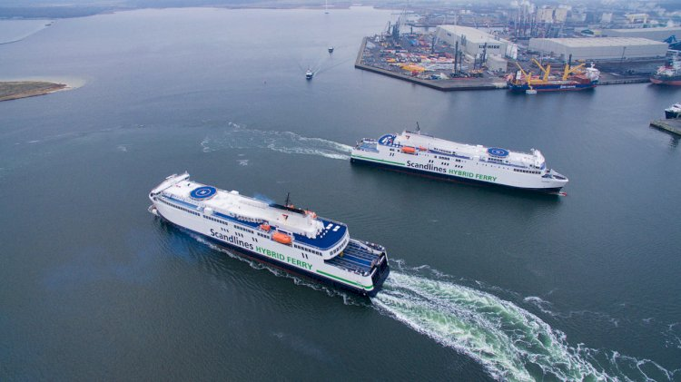 Scandlines installs Norsepower's rotor sail solution on board hybrid ferry
