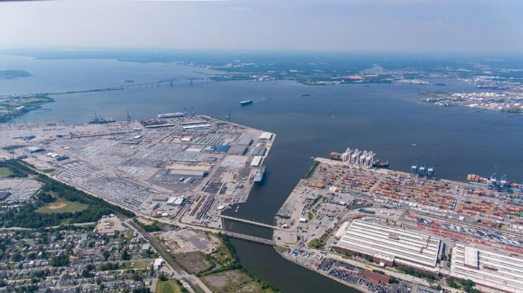 Port of Baltimore receives federal grant to strengthen cybersecurity