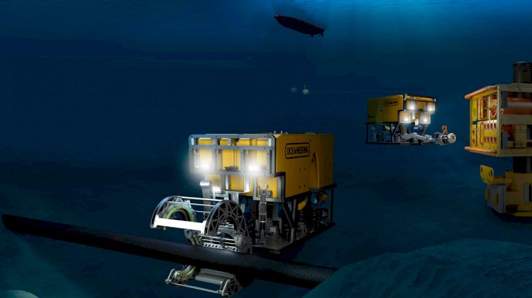 Oceaneering wins subsea wellhead removal from Lundin