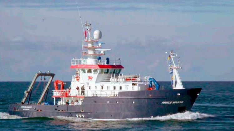 Bangor University to gather data from the seas around Wales