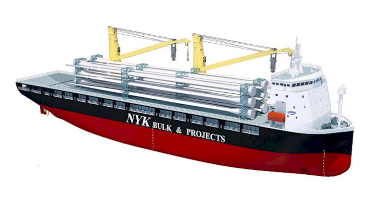 NYK Group to build new heavy-lift vessels